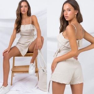 Princess Polly Rally Romper